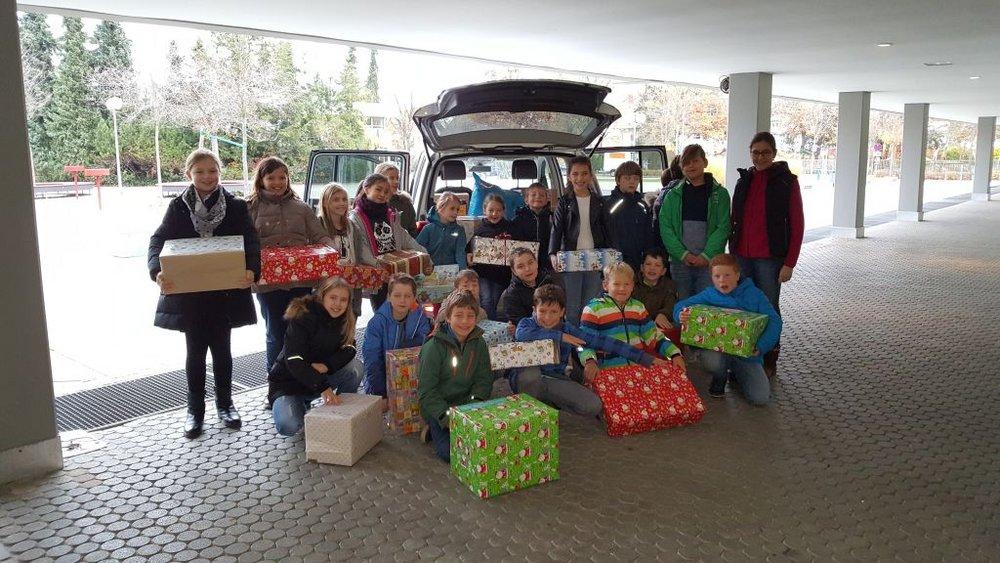 Arnoldus Grundschule Gilching: Sternstunden